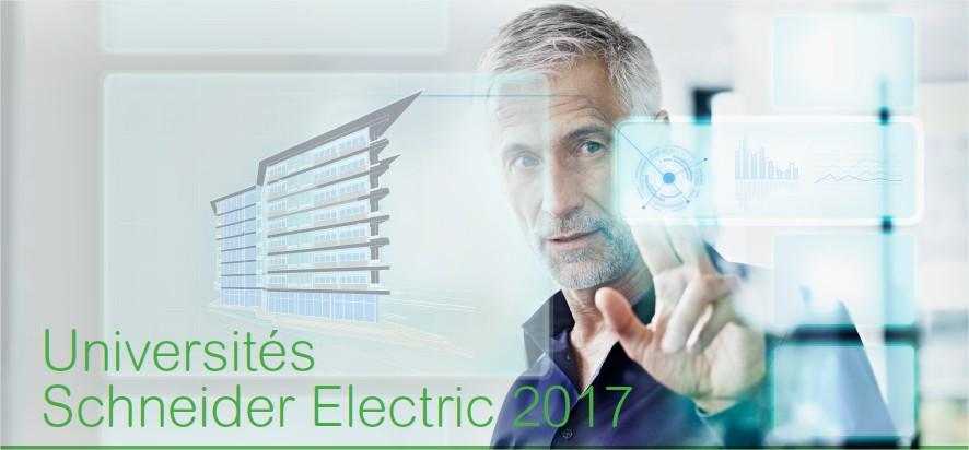 Universités Schneider Electric 2017 – Dijon