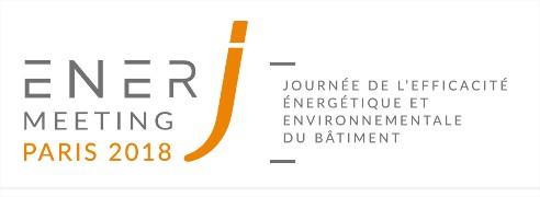 ENERJMEETING Paris 2018 – Journée de l'efficacité énergétique et environnementale du bâtiment