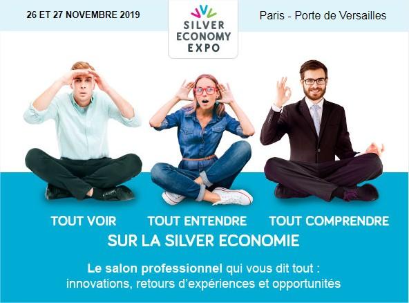 Silver Economy Expo 2019