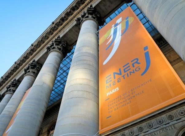 EnerJ-meeting 2021 : journée de l'Efficacité Énergétique et Environnementale du Bâtiment.
