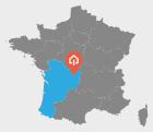 carte-de-france-Saint-sulpice-le-gueretois